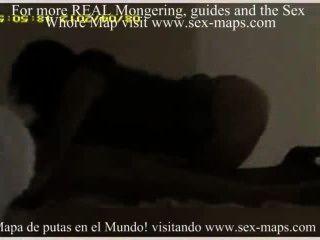 mexikanische Prostituierte versteckte Kamera