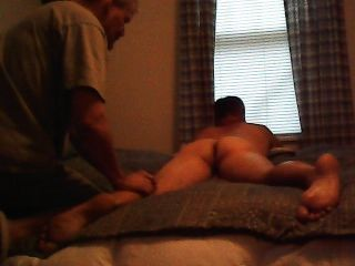 versteckte Kamera Massage
