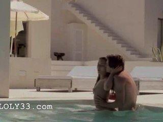 super empfindlich Sex im Schwimmbad