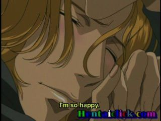 Hentai Homosexuell Junge bekommt Arschloch gefickt