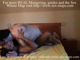 spanisch Prostituierte fickt sie hässlich Client