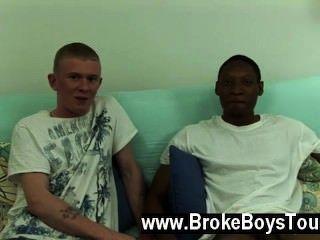 Homosexuell Film bald genug, es war offensichtlich, dass Jamal war ebenfalls nahe an