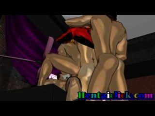 muskulös anime Homosexuell hardcore Pump