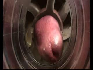 Cumming innerhalb eines Fleshlight