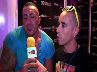 porn star jhon barea (explicital) s.e.b - 2013 Interview in Barcelona