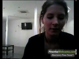 heißeste amatueur 19yo französisch teen zeigt ihre großen Brüste auf Webcam