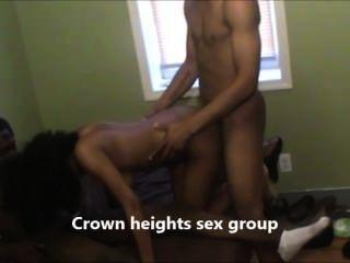 Sex versuchen an der Krone Höhen Sex Gruppe aus