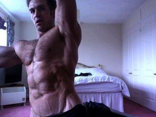 Adam der Bodybuilder