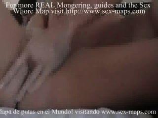 argentinisch Hure macht ein Tourist fühlen begrüßt