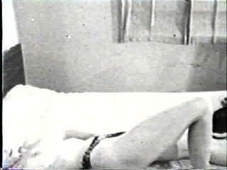 Softcore nudes 170 50er und 60er Jahre - Szene 1
