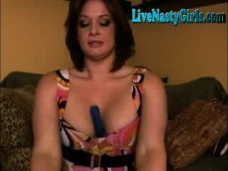 Tory Lane macht Live-Webcam-Show !!