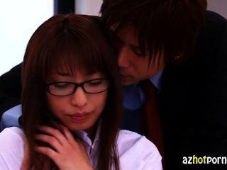 Japanische Lehrer nach der Schule Geheimnis