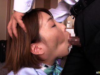 Tokio Stewardess nach Pflicht 2 hämmern