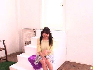 Junna Tsurara kawaii av exklusive Premiere