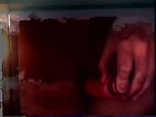 cassandra spielt mit Pussy auf Webcam