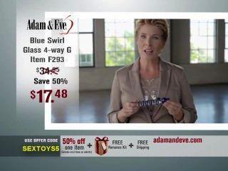 Blue Swirl Glasdildo - beste Sex-Spielzeug für Frauen, kaufen die jetzt und erleben Sie