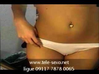 schön titted Babe auf Webcam tele-sexo.net 09117 7878 0065