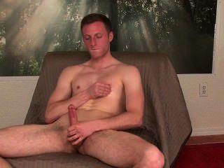 str8 Ingwer Junge mit großen Schwanz screen