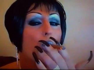Rauchen Transe
