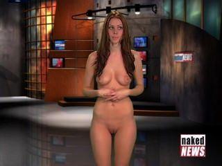Naked News laura Vorsprechen