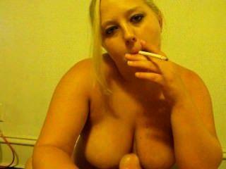 bbw Rauchen Porno