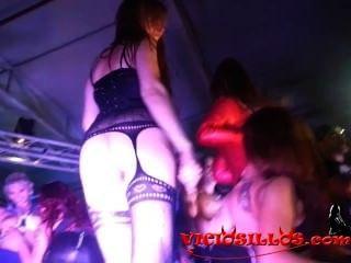 despedida de los Pornostars del feda con la pornoband von viciosillos.com
