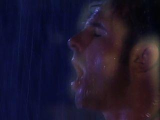 zwei cunts unter einem regen Maschine innit verdammt