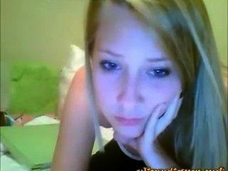 cute blonde Teenager auf Cam auf xfreecams.net sexy