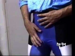 Biker Pfund ass