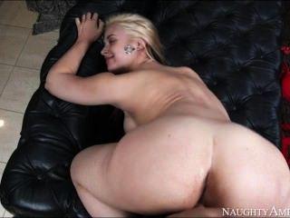 Arschloch der dreckigen MILF Sarah Vandella hungert nach einem großen schwarzen Schwanz