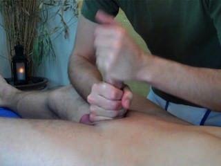 Lingam-Massage Erfahrung 2 Teil 4