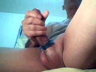 intensive Masturbation vor der Webcam wunderbar