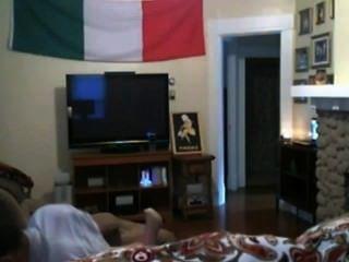 hidden cam italienische Betrug Frau gefangen fickt mit Fremden