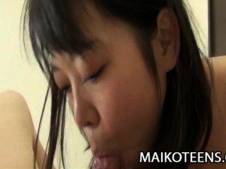 Aya sakai - vollbusige nippon Teenager von einem Fremden gefickt