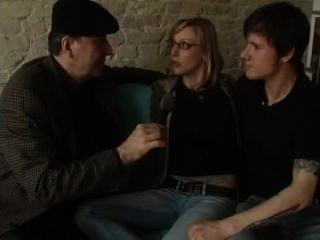perfekt Deutsch Paar auf Video kuppelte