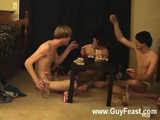 Homosexuell Clip von Spur und William bekommen zusammen mit ihrem neuen Freund Austin