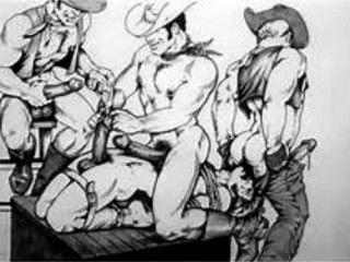 hoedown - Szenen aus dem amerikanischen Westen