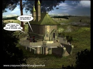 3D-Comic: Nienna. Folge 2