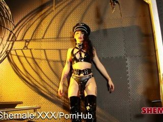 transtastic 4 supergirl ts Aubrey kate