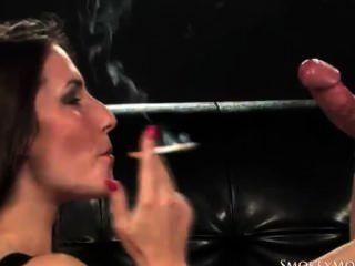 Rauchen während der Sex