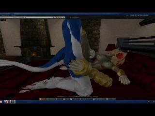 Sex mit meinem Bruder in der zweiten Leben = ^^ = (er maked Video))