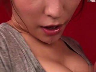 sexy Frau Würgen