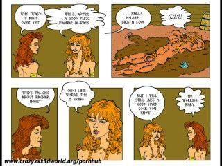 2d Comic: geil Saga