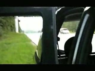 Auto saugen auf der Straße