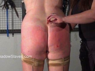 mollig Amateur bdsm und Lesben Dominanz Nippel von Mausefalle gefoltert Fett