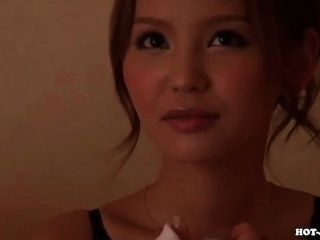 Japanische Mädchen locken süße Privatlehrer sofa.avi