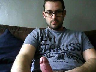 Ruck von sexy Mann ab