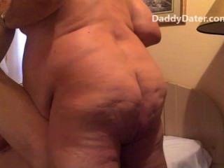Bareback Daddy mollig ein Anon hookup verdammt traf auf daddydater