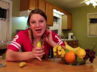 wie man eine Banane glücklich machen