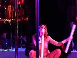 Jenna Haze - auf der Bühne - Feature Tänzer - Déjà-vu